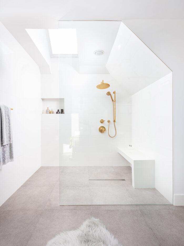 interior shot of a bathroom